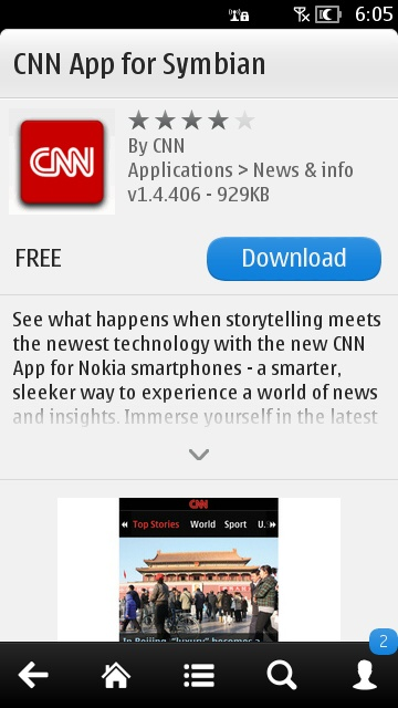 Another App Review at Nokia Store for Symbian – XpressMusic