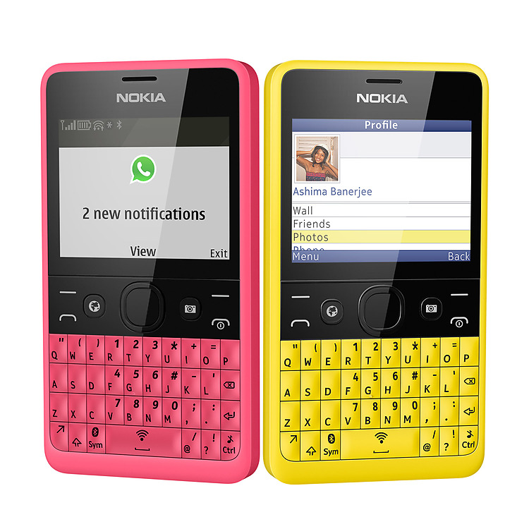 Whatsapp For Nokia Asha Devices Xpressmusic Connects