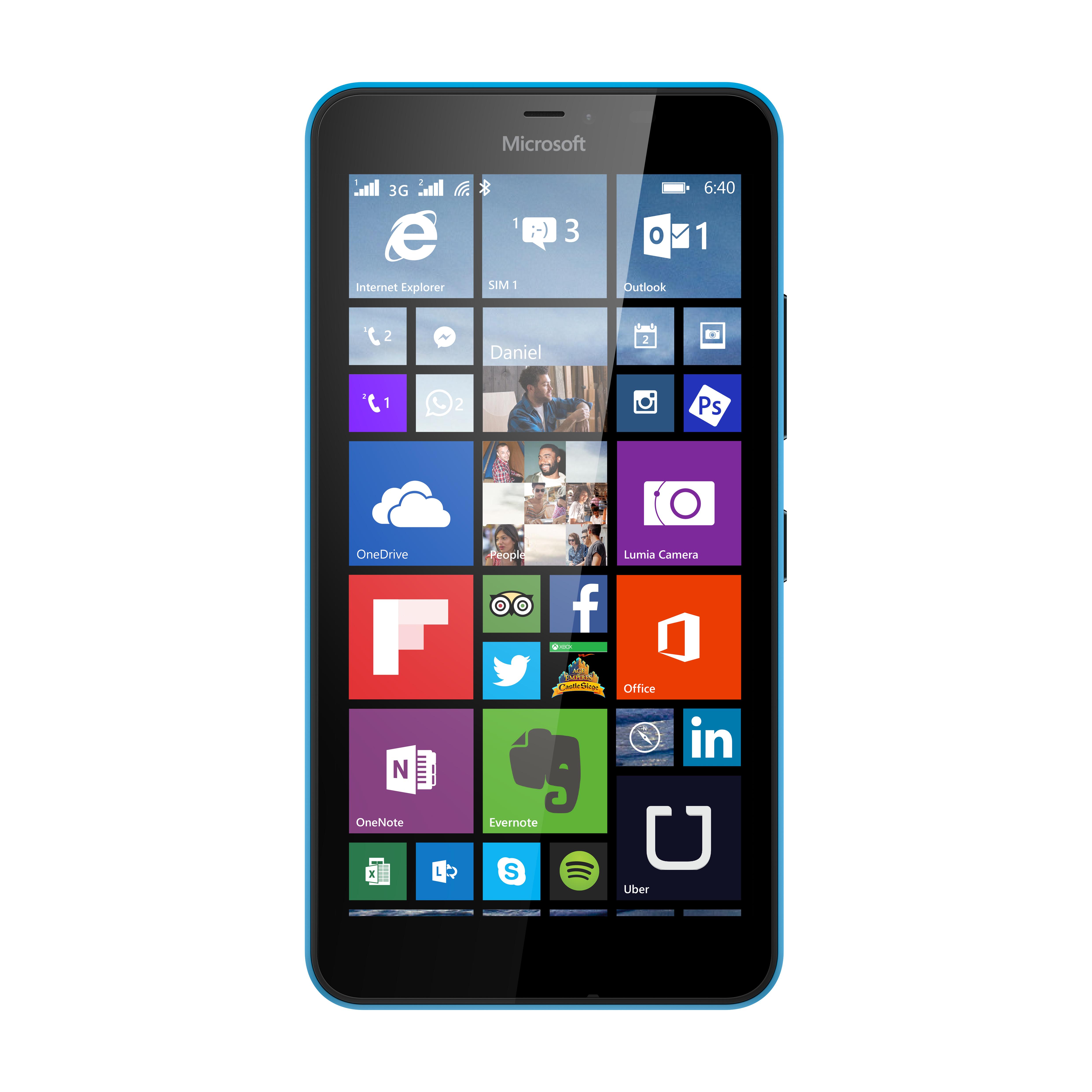 Microsoft philippines unveils the lumia 640 xl 3g dual sim for Window 640 xl